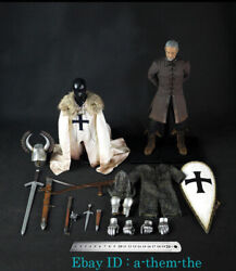 Coomodel 1/6 Series Of Empires Teutonic Knights No.se001 12andprimeaction Figure Stock