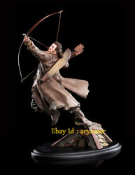 Weta Workshop Lord Of The Ring Bard The Bowman Statue Limited Model In Stock