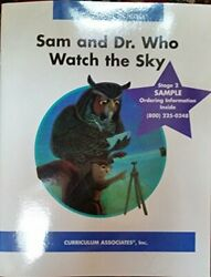 Think About Science Sam And Dr. Who Watch The Sky Book The Fast Free Shipping