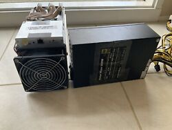 Bitmain Antminer S9 13.5 Th/s Bitcoin Btc Asic Miner With Gold 80+ 1600w Psu