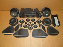 Audi A4 8w B9 Avant Rs4 S4 Bang And Olufsen Bando Haut-parleur Sound System