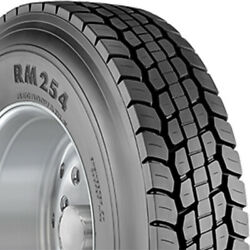 4 Roadmaster By Cooper Rm254 295/75r22.5 Load G 14 Ply Drive Commercial Tires