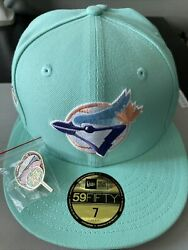 Limted Ed. Sugar Shack 20th Anniversary Blue Jays Hat - Size 7 7 1/4 And 7 1/2