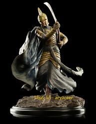 Weta Workshop Lord Of The Ring Elven Warrior Statue Limited Model In Stock