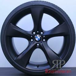 Bmw 7er Series F01 F02 F03 21 Summer Wheels Front 85j +245 And Rear 10j +275