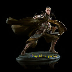Weta Lord Of The Ring Lord Elrond At Dol Guldur Statue Limited Model In Stock