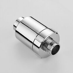 Abs Shower Filter Hard In-line Rainfall Replacement Shower Head Practical