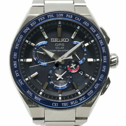 Secondhand Seiko Astron Sbxb133 Honda Jet Limited Edition Of 2000 Pieces Mens