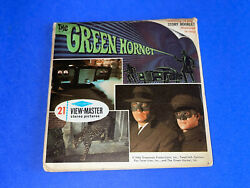 Sawyer's B488 The Green Hornet Bruce Lee / Kato Tv Show View-master Reels Packet