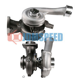 Turbochargers High And Low Pressure For Ford F250, F350, F450, F550 2008-2010 6.4l