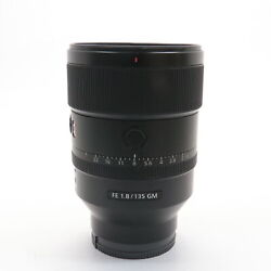 Sony Fe 135mm F/1.8 Gm Sel135f18gm For Sony E Mount 150
