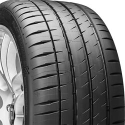 4 New Michelin Pilot Sport 4s 305/30zr20 305/30r20 99y High Performance Tires