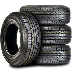 4 Goodyear Wrangler Hp All Weather 255/55r19 111v Xl A/s Performance Tires