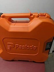 Paslode Cordless Finish Nailer 902400 16 Gauge Angled Battery And Fuel Cell