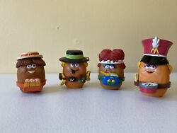 Mcdonalds Mcnugget Buddies Lot With Accessories 1988