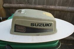 Suzuki Dt8 Outboard 8 Hp Engine Cover Hood