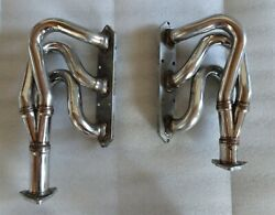 Gemballa Ttp Porsche Boxster Racing Headers Made In Germany