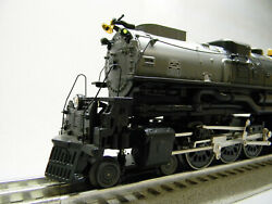 Mth Railking Up 4-6-6-4 Imperial Challenger Engine 3985 O Gauge 30-1818-1 New