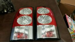 Land Rover Lr4 / Discovery 4 10-13 Rear Tail Light Lamp Set Lr036163 And Lr036165