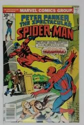 Marvel Peter Parker Spectacular Spider-man 1 1st Issue Collectors Ed Newstand