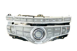 Genuine Oem Infinito Qx60 2018-19 Switch Assy-its And Audio Part28395-9nr0a