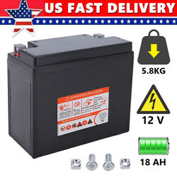 Agm Battery Fit For Can-am Bombardier Sea-doo Skidoo 410301203 Ytx20l-bs