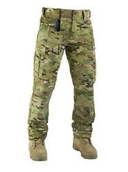 Men's Ripstop Pants Outdoor Military Camo Cargo Trousers For Small Multicam