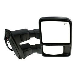 Tow Mirror For 2008 09 Ford F250 Super Duty Right Side Power Heated Blind Spot