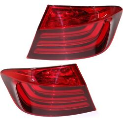 63217312708 63217312707 Capa Driver And Passenger Side Outer Exterior Outside