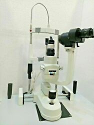 Best Brand Slit Lamp 2 Step Zeiss Type With Accessories Optometry