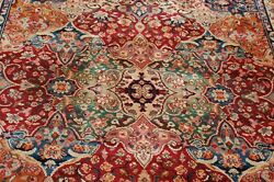 Mint Authentic American Karastan Multicolored Rug 5and0399x9and039 Kirman Panel 900/903
