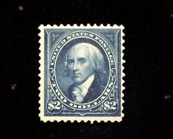 Hsandc Scott 277 Mint Rich Color And Fresh. F/vf Nh Us Stamp