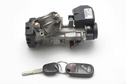 Honda Element 03-11 At Ignition Switch Immobilizer With Key 35130-saa-j51 Oem A9