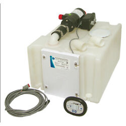 Jabsco 38110-0092 Waste Management System With Holding Tank And 12v Pump