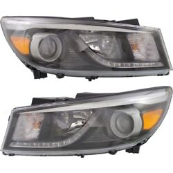 92102a9130 92101a9130 New Driver And Passenger Side Lh Rh For Kia Sedona 15-18