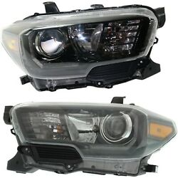 8115004280, 8111004280 Capa Driver And Passenger Side Lh Rh For Toyota Tacoma