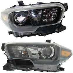 8115004280 8111004280 Capa Driver And Passenger Side Lh Rh For Toyota Tacoma