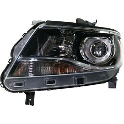 Headlight For 2015-2019 Chevrolet Colorado Driver Side Projector Type Capa