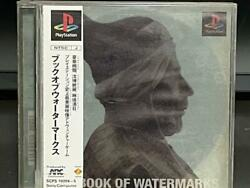 Book Of Water Marks Playstation