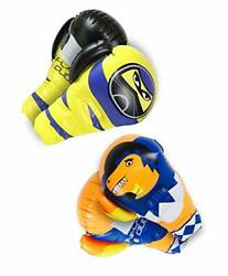 Large Kids Inflatable Boxing Gloves Ninja And Rex Dinosaur   Both Sets Are