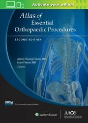 Atlas Of Essential Orthopaedic Procedures Hardcover By Colvin Alexis Chiang...