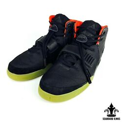Nike Air Yeezy 2 Solar Red 100 Authentic 508214-006 Kanye West
