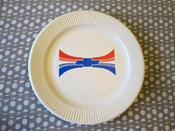 Vintage Chevrolet Dealer Plates 8 Real Deal 60's -70's Red White And Blue Bowtie