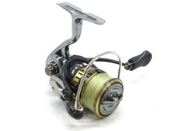 Secondhand Daiwa Spinning Reel Iggist Fclt2500s-c Spool Handle Cap Included