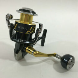 Secondhand 16 Stella Sw 6000xg 03733 Spinning Reel Angling Fishing Hh- Tube 119