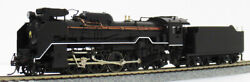 Secondhand Ho Gauge/tenso-do Hall 0502 Jnr D51steam Locomotive With Takatedsmoke