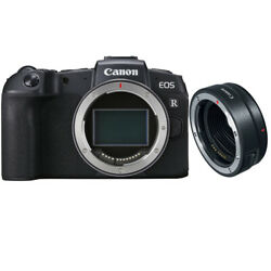 Canon Eos Rp Body Multi Black With Ef-eos R Auflager