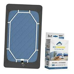 Sheet Holder Straps - Heavy Duty Gripper Clips - Strengthened Parachute Cord 1
