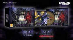 Anima Gate Of Memories Arcane Edition Ps4 Game Game New
