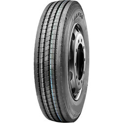 4 New Leao Llf56+ 10r22.5 Load G 14 Ply Drive Commercial Tires